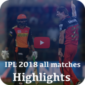 IPL 2018 Highlights Match / Schedule / Live Score 1.4
