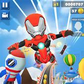 Subway Ironman Infinitya Chibi War 1.0