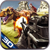 Dino Hunting Sniper shoting 3D 1.0