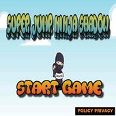 Super Jump Ninja Shadow Adventure arcade games 3D 3