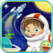Astrokids Universe. Space games for kids 1.0.6
