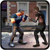 Zombie Hunting & Street 3D Fighting: Fighter Game 1.1