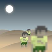 Zombie's Desert 1