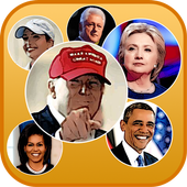 Trump vs Hillary vs Obama game