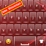 Slovenian Keyboard : Slovenian Typing App 1.1
