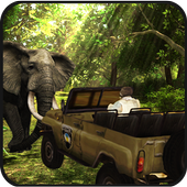 Animal Shooting Strike : Jeep Safari Hunting 4x4 1.0