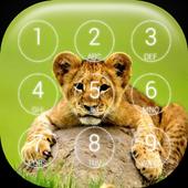 Little Lion Lock Screen 1.0