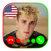 fake call from jake poul+vidio+chat 2.2
