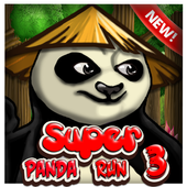 Super Panda Kids Run 3