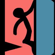Stickman Fall Ninja Jump To Escape From Wall Spike 0.82