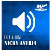 Lagu Nicky Astria Lengkap 1.0