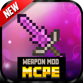Weapon Mod For MCPE` 1.1