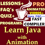 Java Tutorial : Learn Java (with Compiler) Pro 1.0