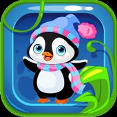 Milky's World - Penguin Run 3