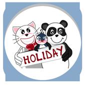 Emoji Friends Stickers