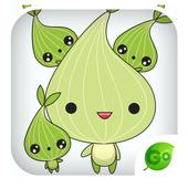 GO Keyboard Sticker Onion Boy 1.3