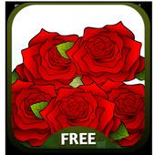 com.jb.gokeyboard.theme.amazing.keyboardthemes.roses icon