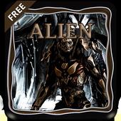 Alien Keyboard Theme 1.0.0.11