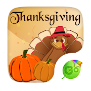 Thanksgiving GO Keyboard Theme 1.188.1.84