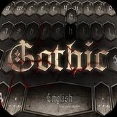 Gothic Keyboard Theme 1.0