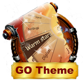Warm stars Keyboard Layout 1.4