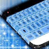Blue Checkered Keyboard 1.279.13.93