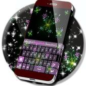 Floral Butterfly KeyboardKeyboards and ThemesPersonalization