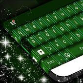 Dark Green Theme for Keyboard 1.279.13.85