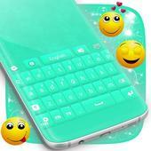 Green Keyboard SkinKeyboard BackgroundsPersonalization