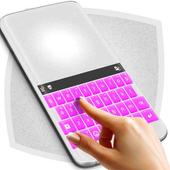 Hot Pink Theme for Keyboard 1.224.1.81