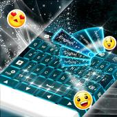 Neon Galaxy Keyboard 1.279.1.128