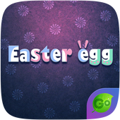 Easter Egg GO Keyboard Theme 4.0
