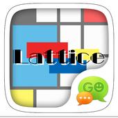 (FREE) GO SMS LATTICE THEME 1.1