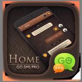 (FREE) GO SMS PRO HOME THEME 3.3.1