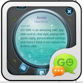 GO SMS PRO Hatch Popup ThemeEX 1.3