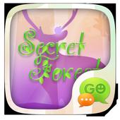 GO SMS SECRET FOREST THEME 1.1