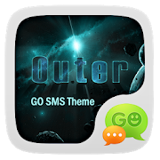 GO SMS PRO OUTER THEME EX 1.0
