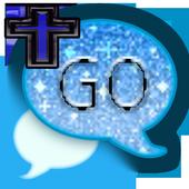 GO SMS THEME/KingOfKings 1.1