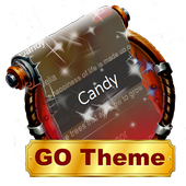 Candy SMS Layout 1.3 Dull Orange