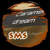 Caramel dream S.M.S. Skin 1.3 Neon Red