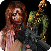 Zombie shooter 3d : Zombie shooting games 1.3