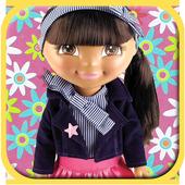 Kid Puzzles Princess Dora Doll 1.1