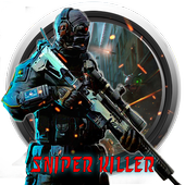 Sniper Fury 3D Killer Assassin Gun Shooting Games 2.0.0