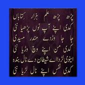 Poetry of Baba Bulay shah 1.0