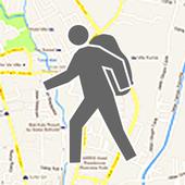 Backpacker Map