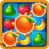 Fruit Garden - Land ParadiseJelly Match 3  GameArcade