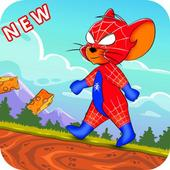 Spider Jerry Adventure Run 1.0
