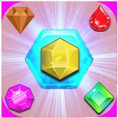 Jewels Crush Match 3 fun 1.4