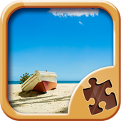 Beach Jigsaw Puzzle 2.0