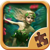 Fairy Puzzle Games for Kids 3.0